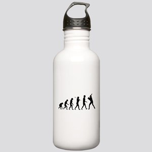 Baseball Evolution Stainless Water Bottle 1.0L